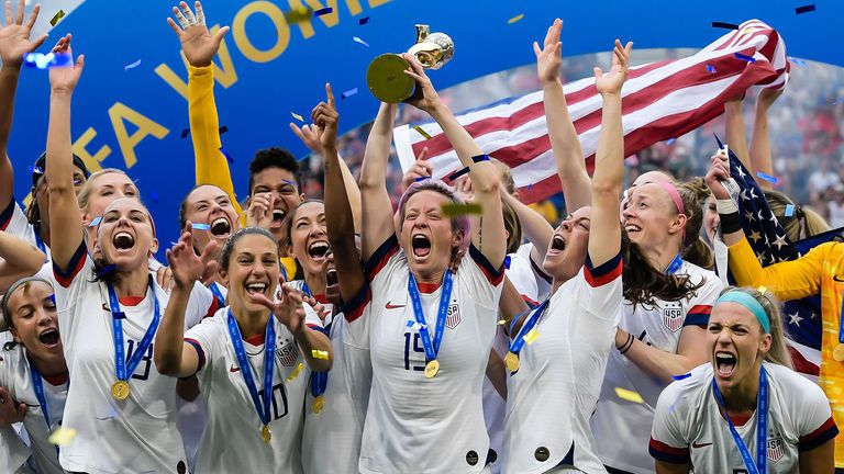 , Brandi Chastain: 1999 World Cup-winning celebration changed my life and landscape of women's football | Football News