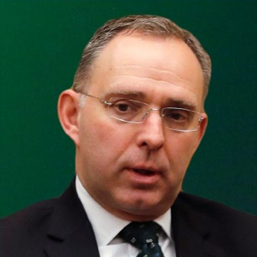Sir Mark Sedwill, former Cabinet Secretary