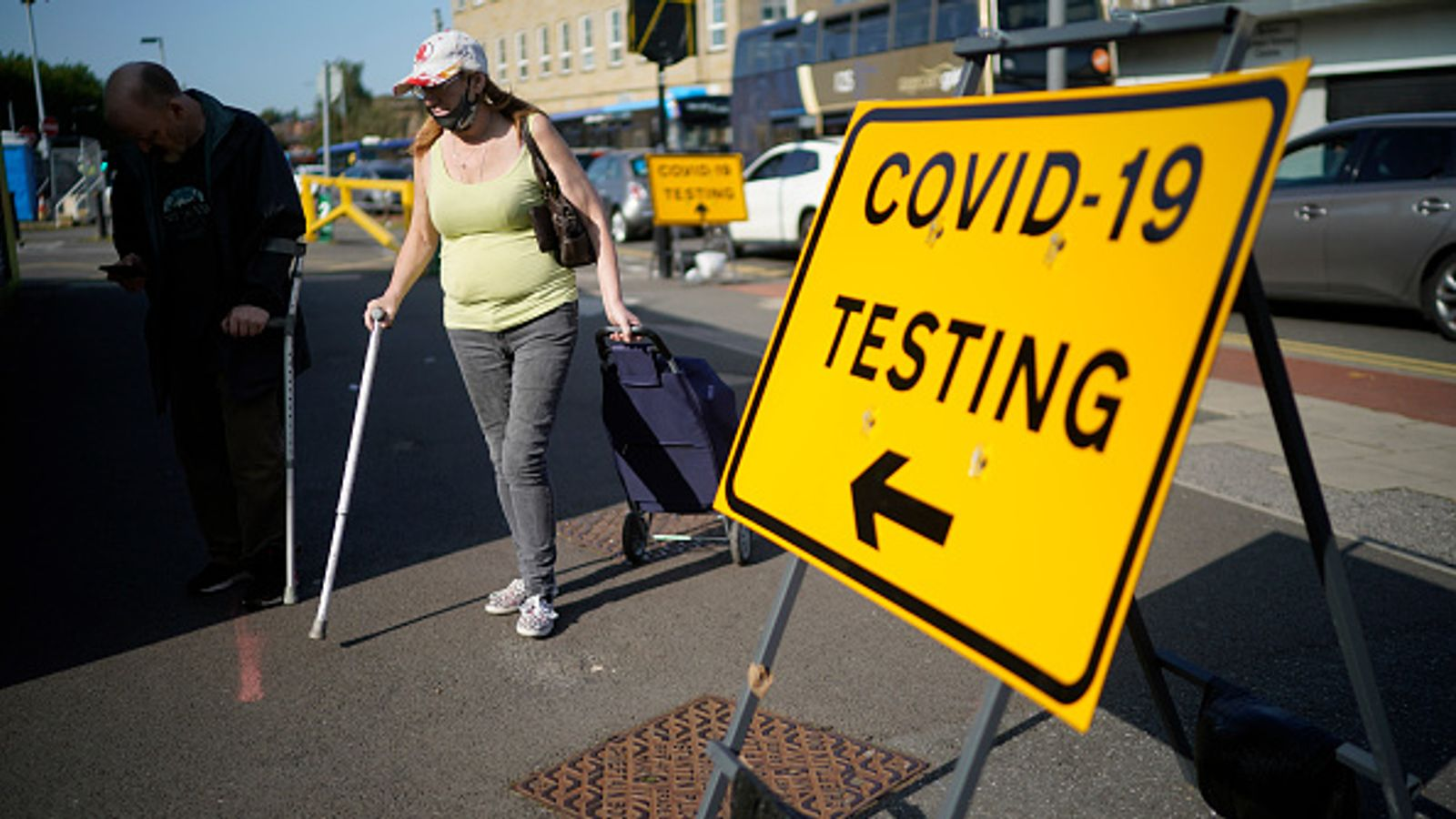 Coronavirus Thousands Of Rapid Covid 19 Tests To Be Sent To Local Authorities This Week Uk News Sky News