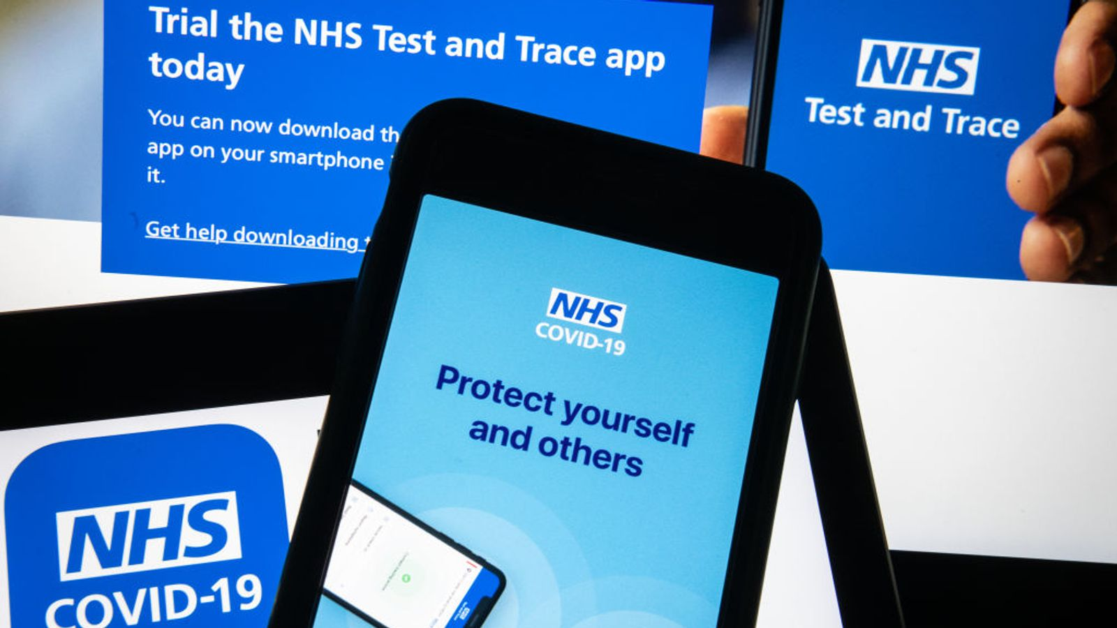 Coronavirus: Download NHS contact tracing app to 'make country a safer place', health secretary urges