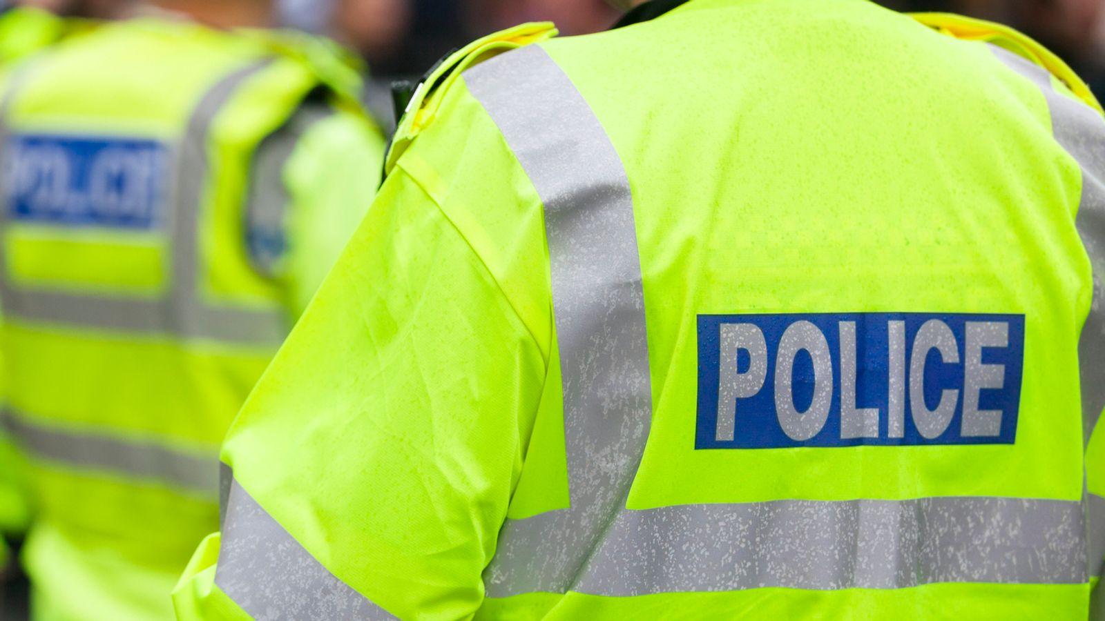 Three injured after incident involving ride at Fudstock festival in Cumbria