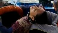 Woman is pulled from water off the coast of Colombia