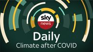 daily climate after covid