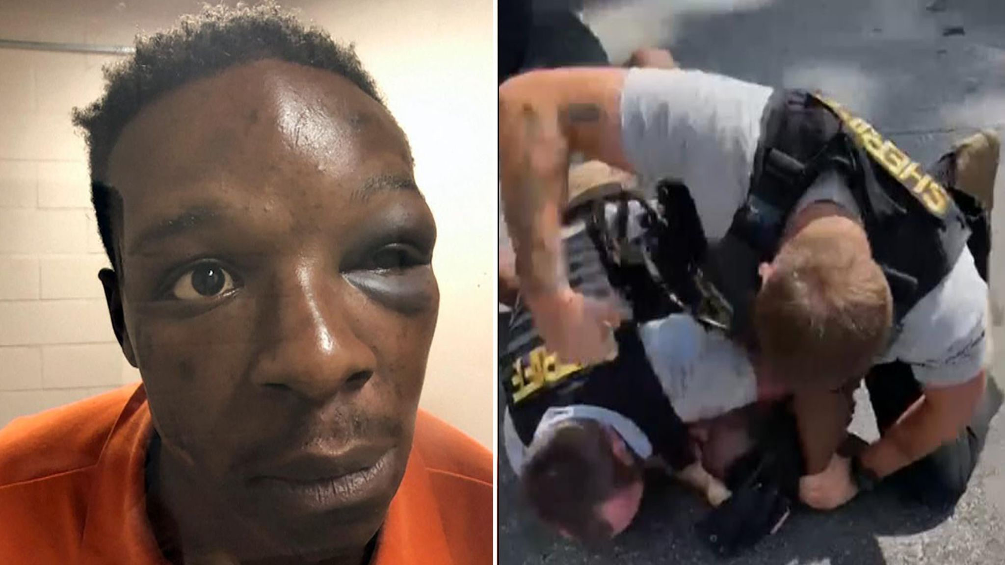 Georgia Policeman Fired For Beating Man Caught on Video
