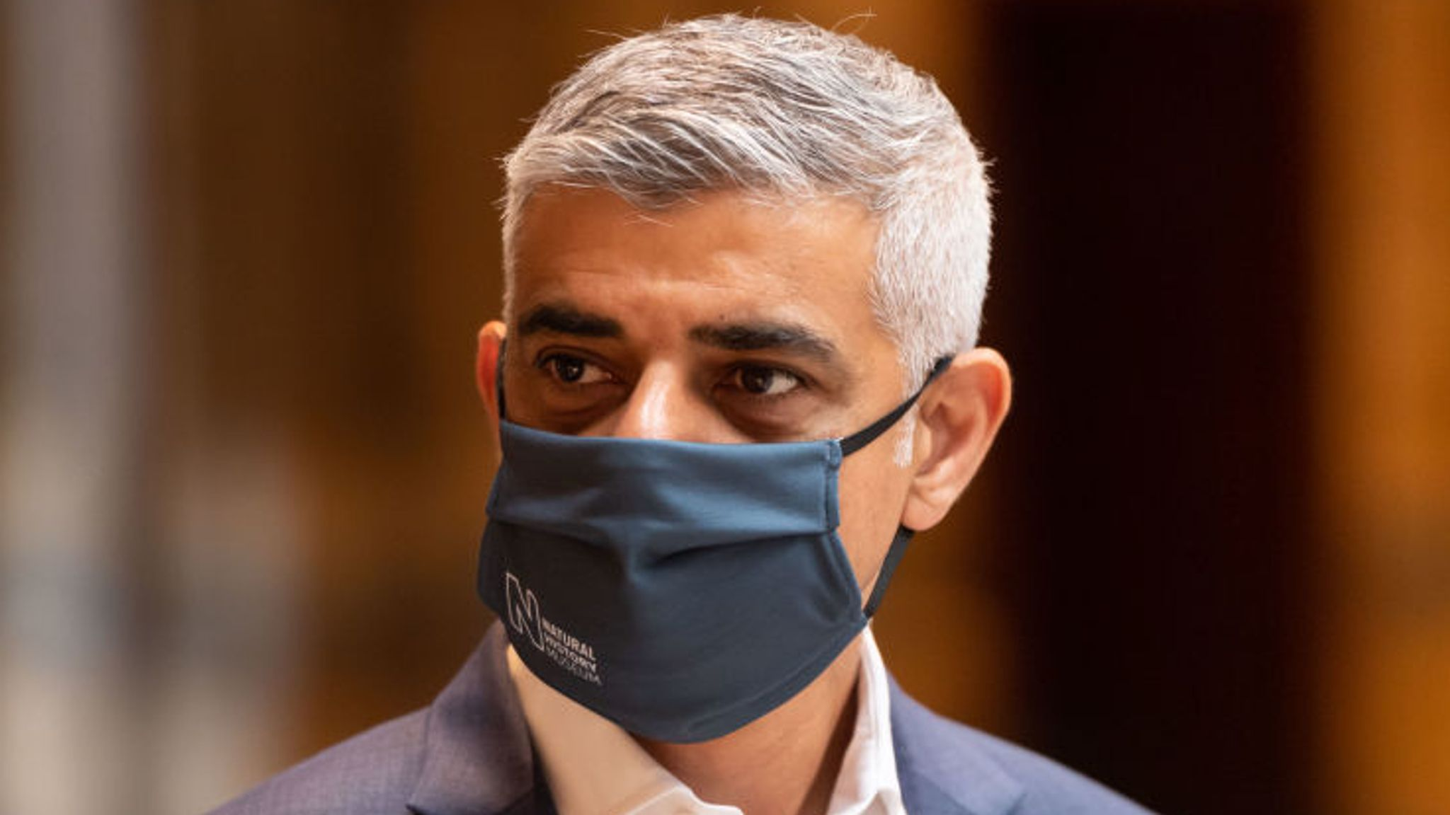 Coronavirus: Mayor of London Sadiq Khan 'frustrated' over 'lack of information' about contact tracing app