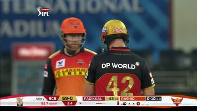 IPL: Sunrisers v RCB highlights