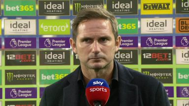 Lampard frustrated by mistakes