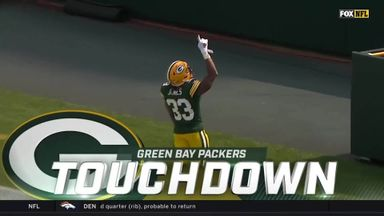 Jones runs in 75-yard TD