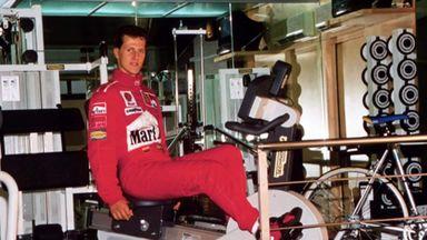 Brundle on Schumacher memories