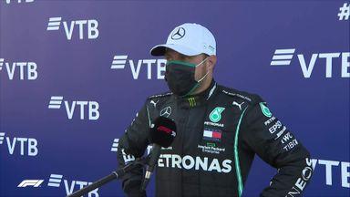 Top 3: Bottas, Verstappen, Hamilton