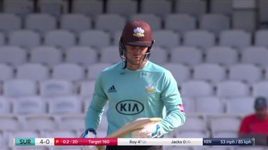 Blast Highlights: Surrey vs Kent