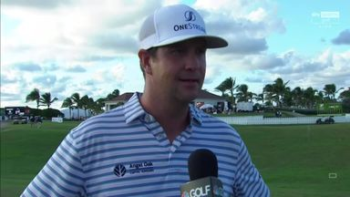 Swafford emotional after PGA Tour win