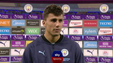 Rodri: Leicester were lucky