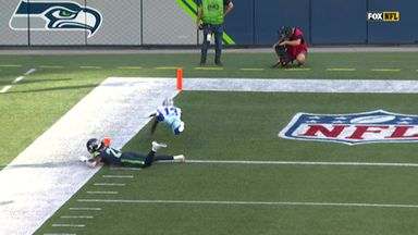 Gallup makes sensational catch and TD