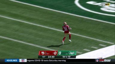 Mostert's magnificent 80-yard TD