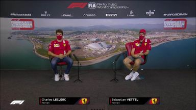 Ferrari: Russian GP press conference
