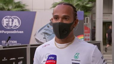 Hamilton determined to inspire change