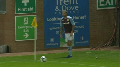 Grealish volleys Villa to victory
