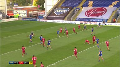 Warrington 30-16 Catalans