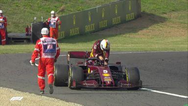 Late problems for Ferrari