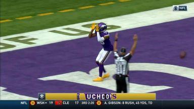 Jefferson's 71-yard TD reception