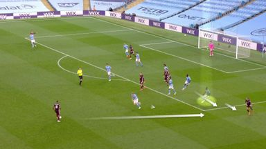 Man City's defensive problems analysed