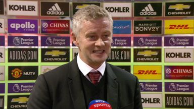 Ole: Penalty decision and retake very harsh