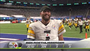 Big Ben 'blessed' to be back