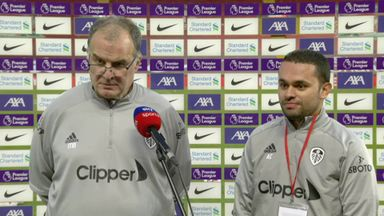 Bielsa: We didn't create enough