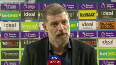 Bilic: Equaliser was handball