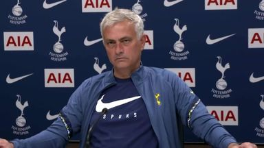 Jose's touching moment with reporter