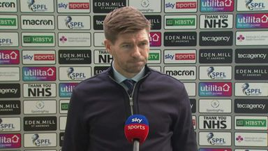 Gerrard frustrated with draw