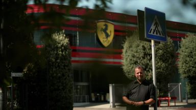 Story of Ferrari at Maranello