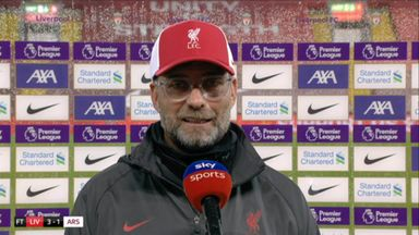 Klopp confused by Keane comments