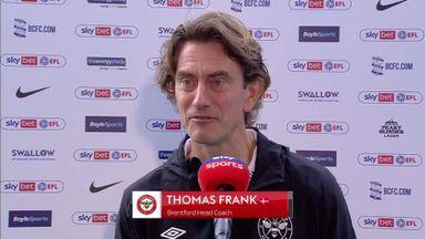 B'ham v Brentford - Frank pre-match