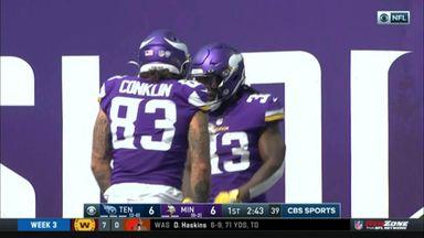 Cook's 39-yard rushing TD