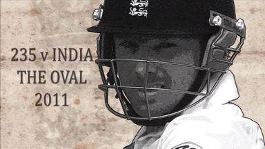 Bell's best Test innings