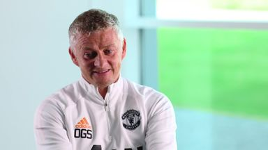 Solskjaer: We're still looking to improve squad