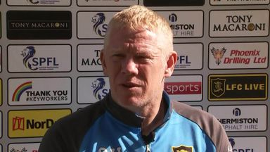 Holt praises Stokes after contract ends