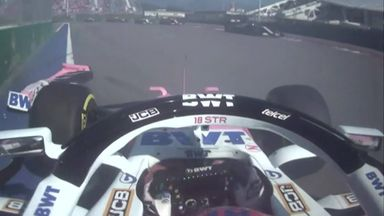 Analysis: Race start and Sainz, Stroll crashes