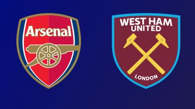 Arsenal v West Ham