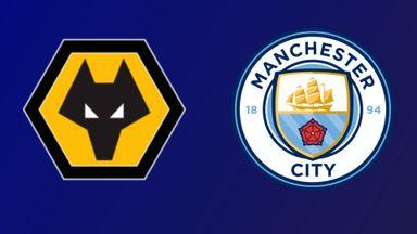 Wolves v Man City