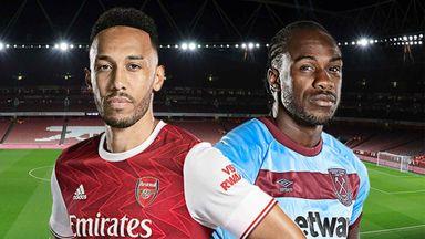 SNF: Arsenal v West Ham Highlights