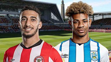 EFL Hlts: Brentford v Huddersfield