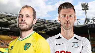 EFL Hlts: Norwich v Preston NE