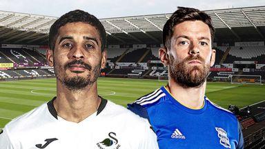 EFL Hlts: Swansea v Birmingham