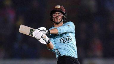 T20 Blast: Surrey v Kent