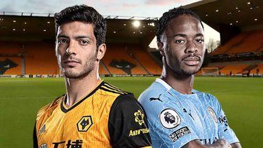 MNF: Wolves v Manchester City Hlts