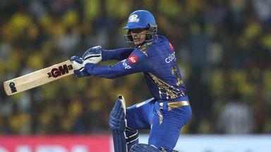 IPL: Knight Riders v Indians