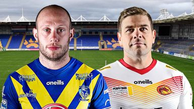 SL Hlts: Warrington v Catalans